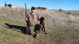 Temporada de caza 2017 - 2018